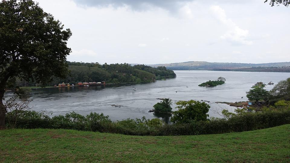 Nacimiento río Nilo. Lago Victoria