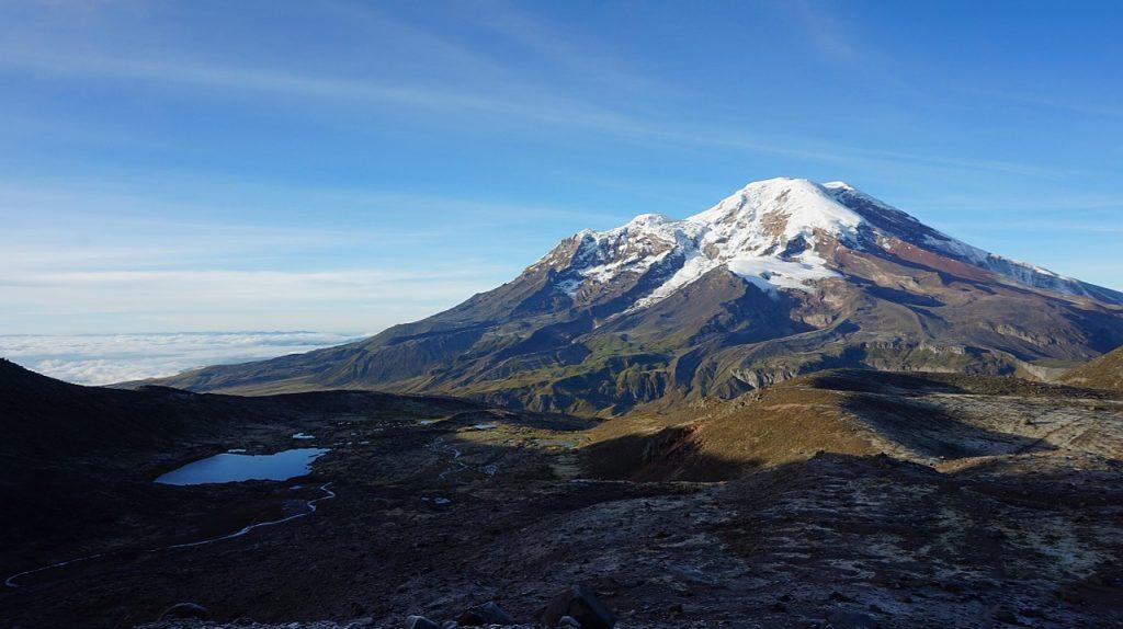 Montaña Chimborazo